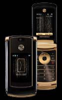 Motorola RAZR2 V8 (Luxury Edition)