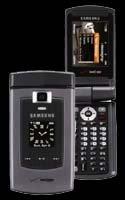 Samsung Alias Dual-Hinge Clamshell
