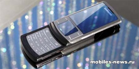 Samsung Soul 5MP адаптации Slider обнародовал