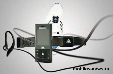 Samsung miCoach Adidas добавляет к системе профессиональной подготовки лично