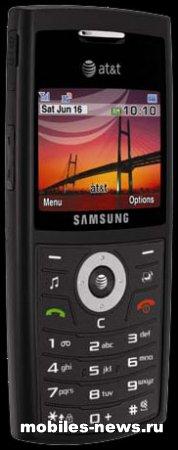 Samsung SGH-A727 Ultra-Slim телефон обнародовал